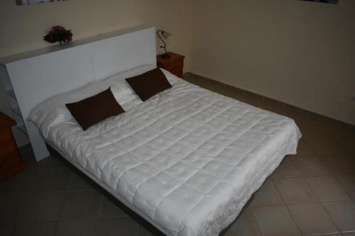 Cama o camas de una habitación en VV Calle La Ola