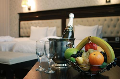 Bebidas em New Baku Hotel