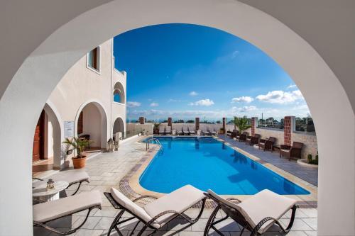Πισίνα στο ή κοντά στο Astir Thira Hotel
