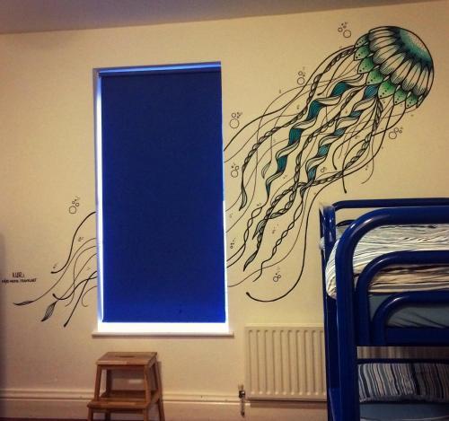 Télévision ou salle de divertissement dans l'établissement Kinlay House Hostel Cork