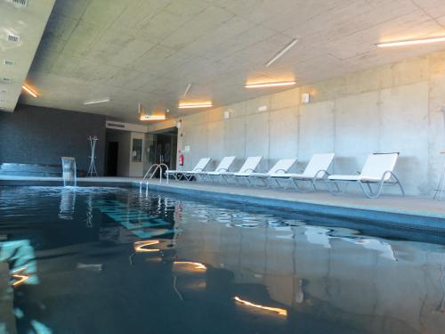 The swimming pool at or near Tempus Hotel & Spa - Singular's Hotels