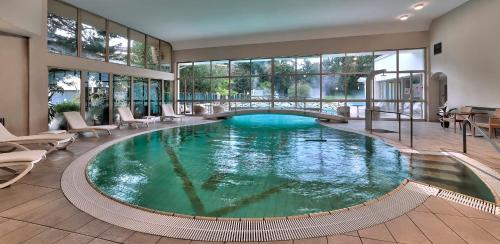 Бассейн в Hotel Terme Patria или поблизости