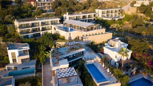 منظر Spektr Boutique Hotel & Spa من الأعلى