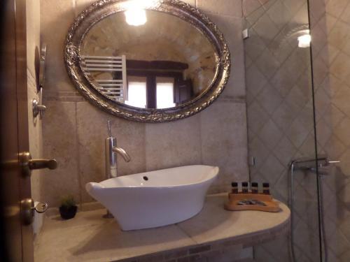 A bathroom at Proselinos
