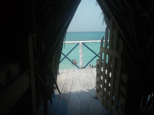 A general sea view or a sea view taken from the guest house