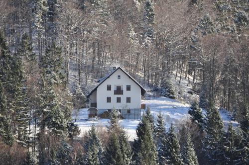 Apartments Pri Marjetki iarna