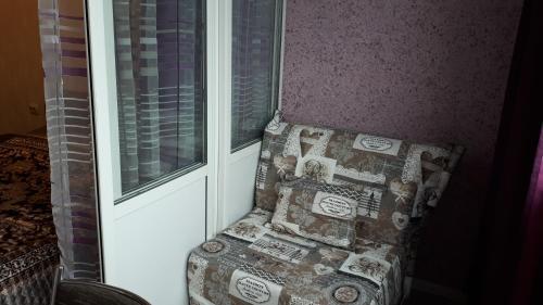 Гостиная зона в Apartamenty u Tatiany na Svetlane
