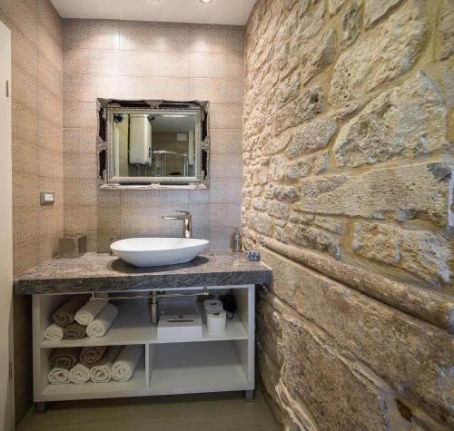A bathroom at Guest House Imperial