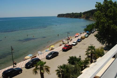 Hotel Achillion Makrygialos, Greece