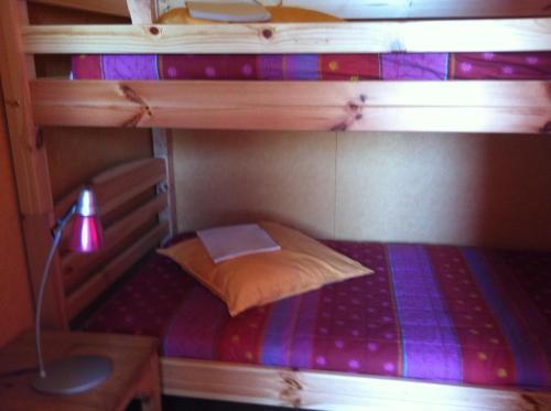 A bunk bed or bunk beds in a room at Domaine De Silvabelle