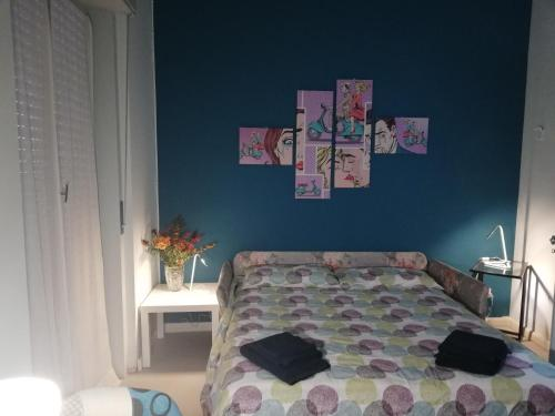 Letto o letti in una camera di Apartment Como