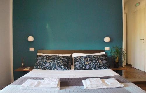 Un ou plusieurs lits dans un hébergement de l'établissement Spaghetti House