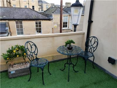Chapel Lodge - Roof top garden!Perfect for your family