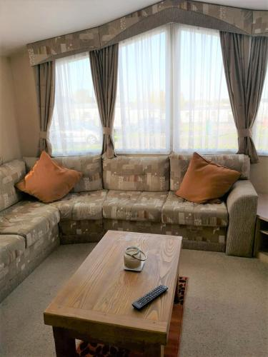 Caister Beach Haven Holiday Home