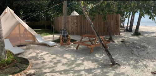 Children's play area at Glamping Siquijor by the Beach