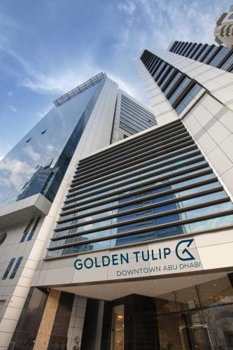 فنادق Golden Tulip Downtown Abu Dhabi الإمارات أبوظبي Booking Com