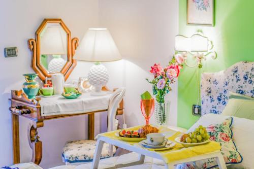 Opções de café da manhã disponíveis para hóspedes em Baronessa B&B Florence