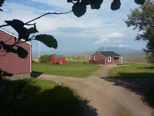 HAZEL @ Rustic Cabins | NC500 | Lochinver
