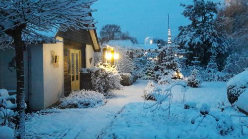 Roing B&B during the winter