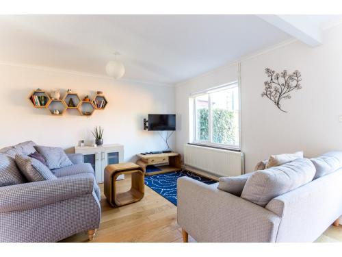 Beautiful terraced city house in central Cambridge