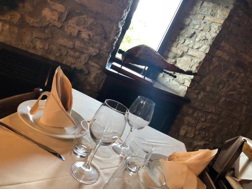 Ristorante o altro punto ristoro di Camere del Castello Carpineti