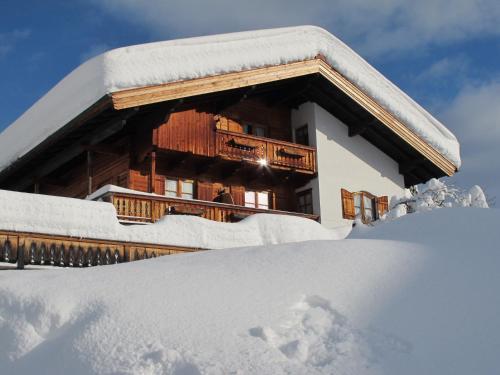 Gästehaus Bergstüberl im Winter