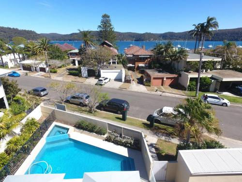 A view of the pool at The Lookout at Iluka Resort Apartments or nearby