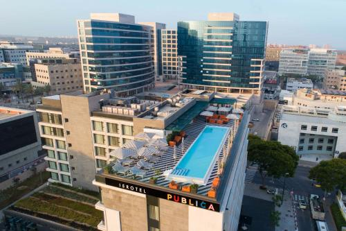 A bird's-eye view of Publica Isrotel, Autograph Collection