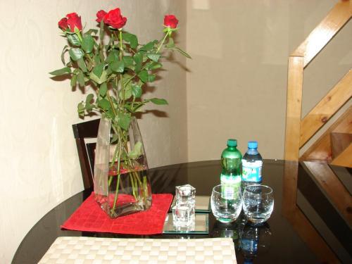 Napoje w obiekcie Pokoje Gościnne Vera