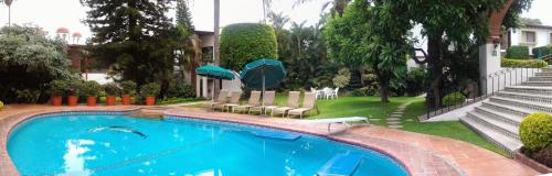 The swimming pool at or near Hotel Vista Hermosa