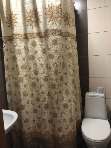 Ванная комната в Гостевой Дом Ирина