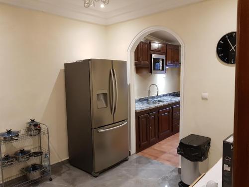 A kitchen or kitchenette at BONAPRISO APPART