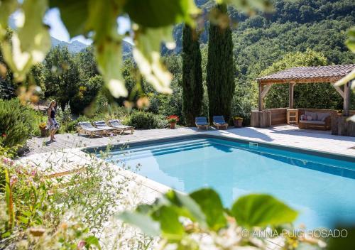 The swimming pool at or near La Maison de Marguerite