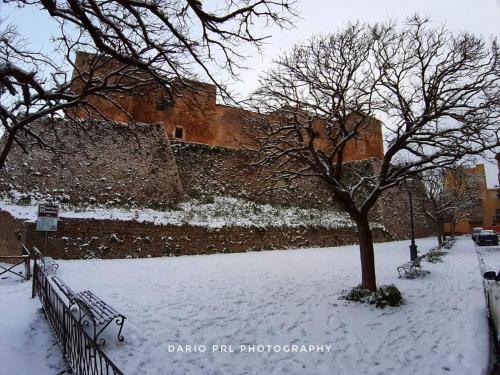 B&B Borgo Antico during the winter