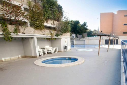 The swimming pool at or near Alicante Hills Apartment