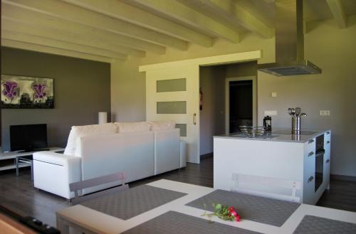 Una cocina o zona de cocina en The Cool Houses