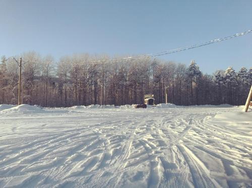 TruckStop КАРЕЛИЯ зимой