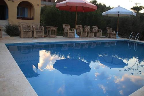 The swimming pool at or close to Zaytona Lake View