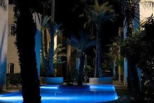 The swimming pool at or near Riad Safae