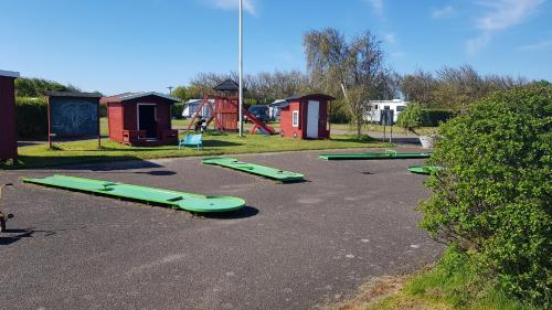 Legeområdet for børn på Ugerløse Holiday Centre