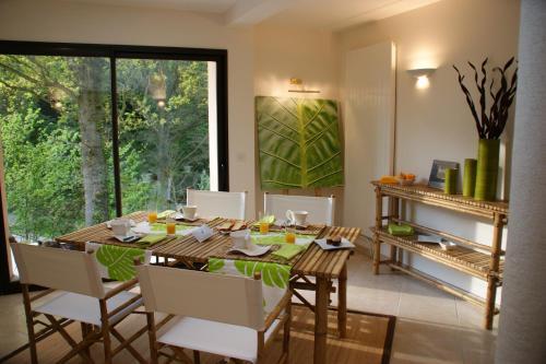 Restaurant ou autre lieu de restauration dans l'établissement La Villa Antalya