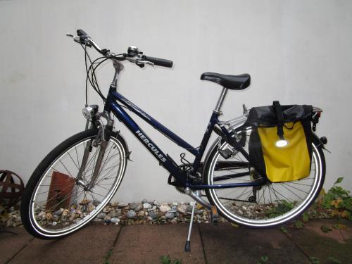 Radfahren an der Unterkunft Ferienwohnung Spessart oder in der Nähe