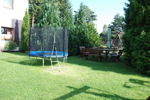 Ogród w obiekcie Willa Malibu