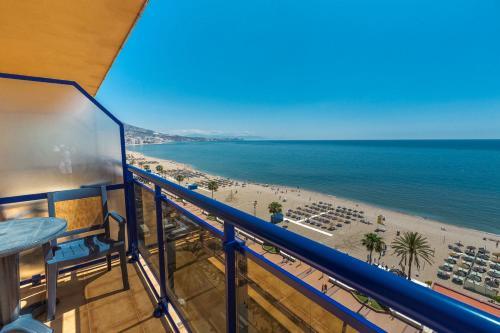 Een balkon of terras bij Hotel Yaramar - Adults Recommended