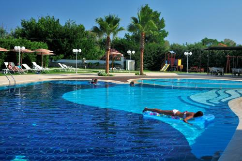 The swimming pool at or near Afandou Bay Resort Suites