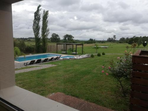 The swimming pool at or near Hotel Juana de Ibarbourou