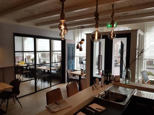 Ресторан / где поесть в Hotel de Magneet