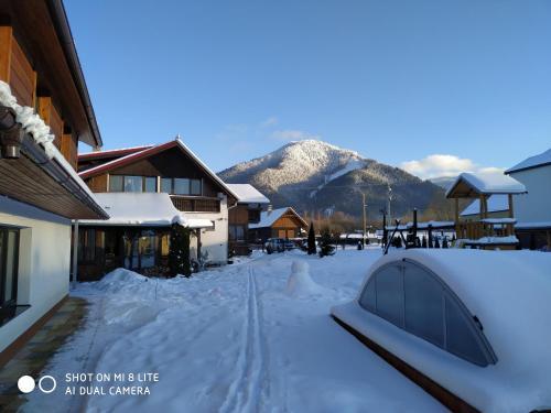 Apartmány Nízke Tatry v zime