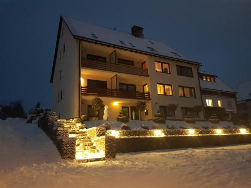 Blissberg Winterberg during the winter