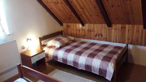 Postel nebo postele na pokoji v ubytování Guesthouse Andrea